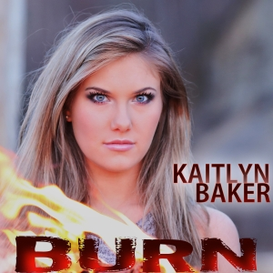 """Baker's single """"Burn"""" (album cover seen here) revolves around the story of a woman who has been cheated on and resorts to extreme measures in order to find closure."""