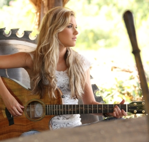 At age 19, Baker is already climbing the charts of country music radio stations. Photo by Paula Rowe.