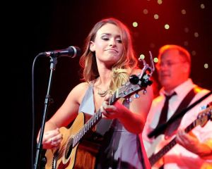 Wright has played stages all over the East Tennessee area, and she has recently moved her talent to the larger stages of Nashville. Photo courtesy of JOYKPHOTO. See more at JoykPhoto.com.